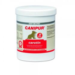 Canipur Carotin carotin mit einer besonderen Wirkstoffkombination für eine intensive Pigmentierung.
