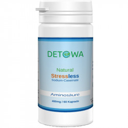 Detowa Stressless Anti-Stress 60 Kapseln 400mg