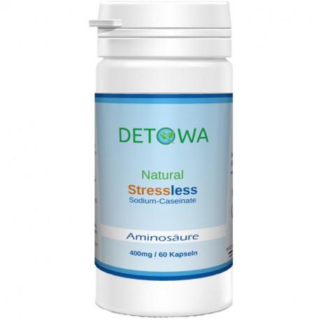 Detowa Stressless Anti-Stress 60 Kapseln 400mg