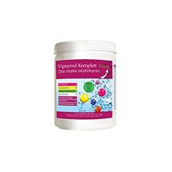 Viptamin Komplett Forte 2X – das stärkste Multivitamin 600 Gramm Pulver Reicht für 60 Tage