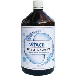 Vitacell Basen Balance Basenkonzentrat + Immun Aktiv je 1 Liter