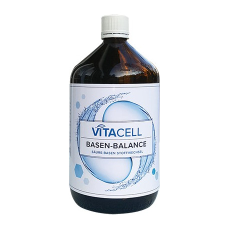 Vitacell Basen-Balance Basenkonzentrat