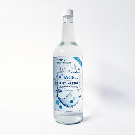Vitacell Immun Activ Braunglasflasche Apothekerflasche 1 Liter