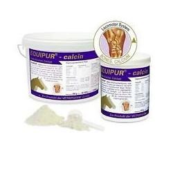 EQUIPUR - calcin Calciumdefizite Ergänzungsfuttermittel beseitigt Calciumdefizite optimiert die Knochenstruktur 3 kg Vetripharm