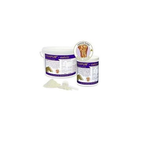 Vetripharm Equipower EQUIPUR - calcin Ergänzungsfuttermittel beseitigt Calciumdefizite optimiert die Knochenstruktur 3 kg