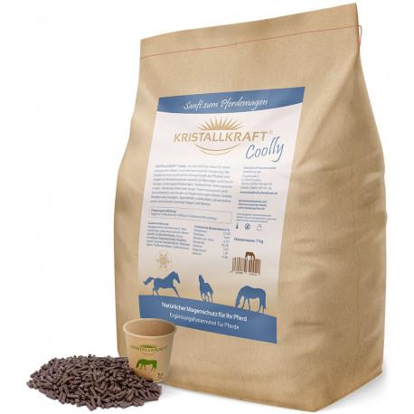 Kristallkraft Coolly - unterstützend für Magen und Darm für Pferde 7 kg