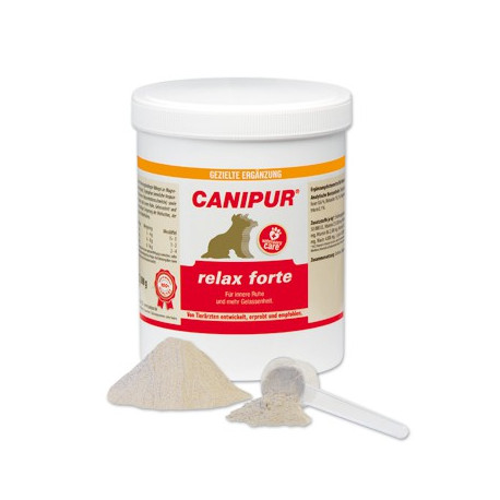 Canipur relax forte 500 Gramm Dose