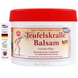 Teufelskralle Balsam mit Teufelkralle & Aloe Vera 500 ml