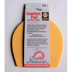 Cavallo Comfort Pad Hufpads gelb