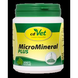 cdVet Naturprodukte MicroMineral Plus Mineralergänzungsfutter für Hund & Katze 500 g