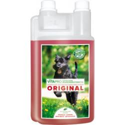 Vita pro Hunde biologisches Ergänzungsfutter die Lösung