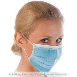 50 Stück Mund Nasen Atem Maske 3-lagig Typ II (99 %)