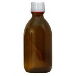 Braunglasflasche 100 ml mit Pumpzerstaüber kolloidales Silber