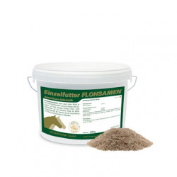 Vetripharm Equipower Flohsamenschalen 2 Kilo