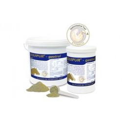 Equipur Gastral Magen Ergänzungsfuttermittel 3 Kilo ausgewählte Wirkstoffe Magenschleimhaut. Vetripharm