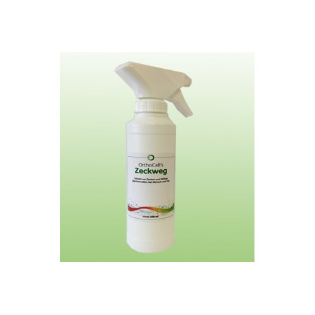 SanaCare Zeckweg Zeckenschutz Nachfüllflasche