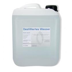 Destilliertes Wasser 5 Liter Aqua Dest