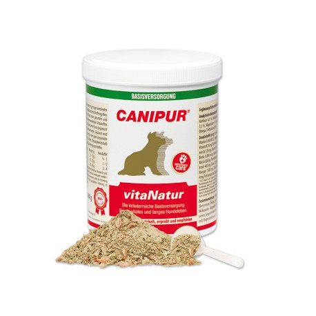Canipur VitaNatur 1000 Gramm Dose