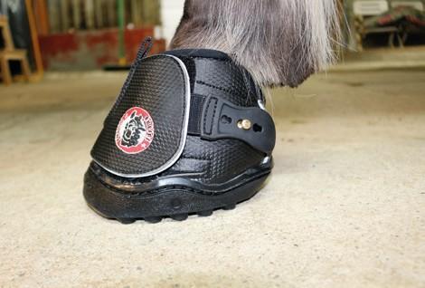 Active Jogging Shoe anziehen Verschluss Seite