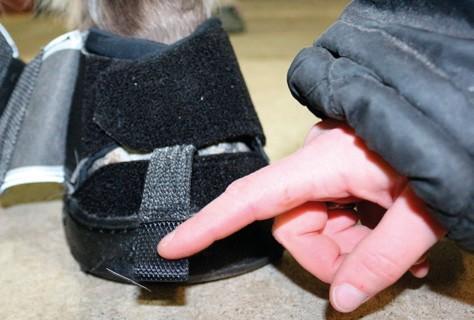 Active Jogging Shoe Velcro Klettverschluss